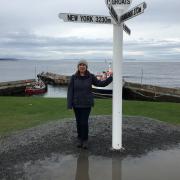 Signpost at John O'Groats